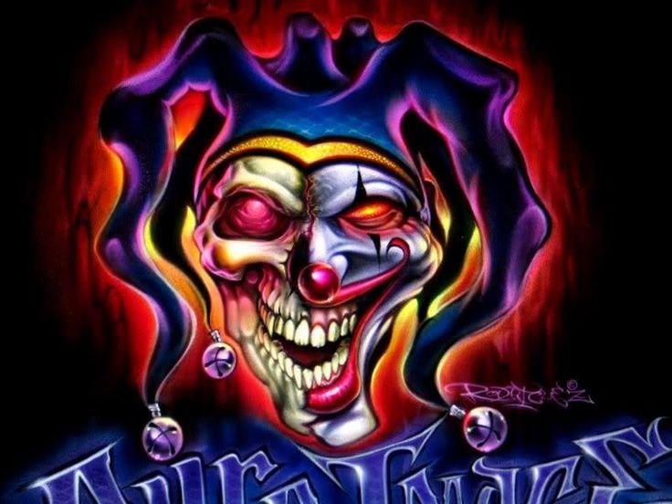 Wicked jester art share wicked clowns wicked jesters - Circus joker wallpaper ...