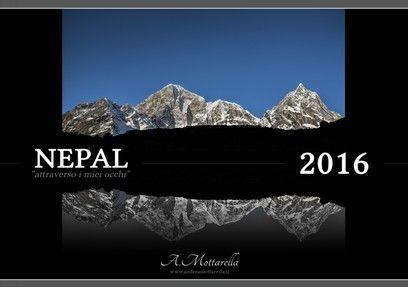 Un calendario per il Nepal - Blog - Andrea Mottarella Photography: