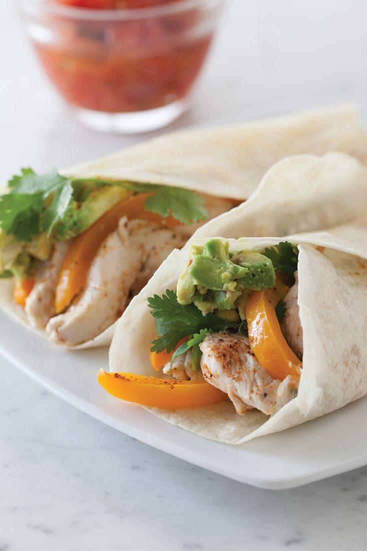 #Epicure Steamer Chicken Fajitas #goodfoodrealfast