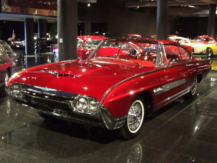 1963 Ford Thunderbird ''Italian'' Concept Car 1