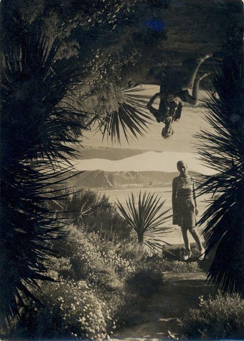 Claude Cahun (Lucy Schwob, 1894-1954) Autoportrait, circa 1939