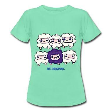 Be original! https://www.spreadshirt.it/be-original-A200095605#/detail/200095605T631A594PC169976237PA1280PT17 #cool #tshirt #fashion #shopping #original