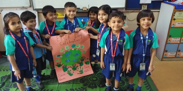 Those who contemplate the #life ty of the Earth find the reverse of #strength that will endure as long as #life lasts''. With this Grade 1 celebrated earth Day week in which students enthusiastically participated in different types of activities to save #earth .