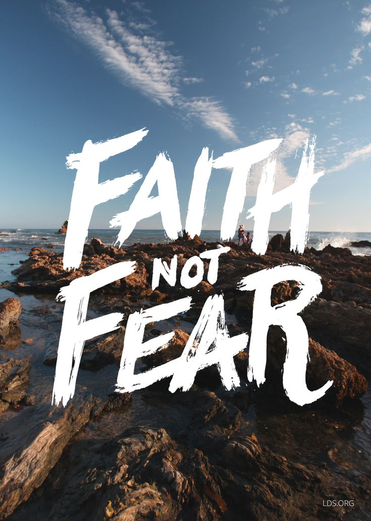 Jesus Quotes About Fear