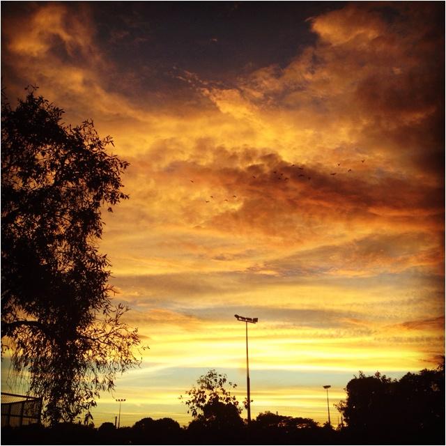 Sunset, Broome