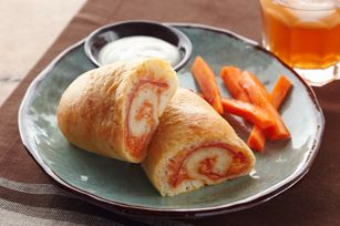 Five Cheese Salami Stromboli Recipe - Kraft Recipes