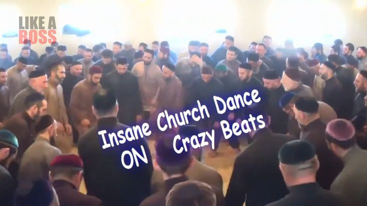 Insane Church Dancing ON Crazy Beats Like A BOSS