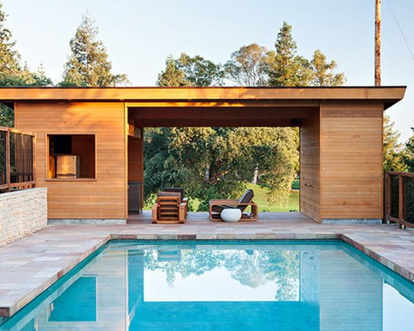 Modern Pool Houses 55 best modern pools images on pinterest | architecture, modern