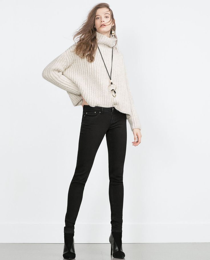 LOW-CUT JEANS-View all-Jeans-WOMAN | ZARA United States