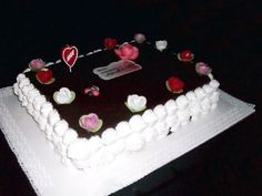 Torta di compleanno al cioccolato e alla meringa italiana | Le delizie di Patrizia