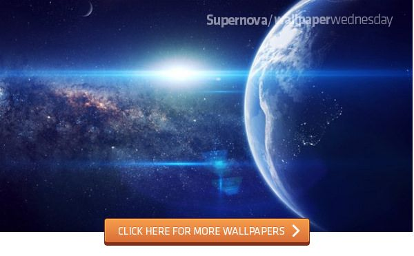 15 Stunning Supernova Wallpapers [Wallpaper Wednesday]