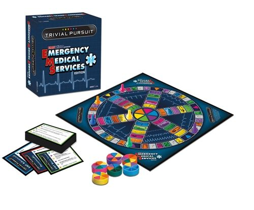 TRIVIAL PURSUIT®: Emergency Medical Services Edition