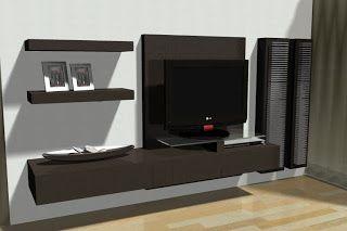 Mueble TV Phorma