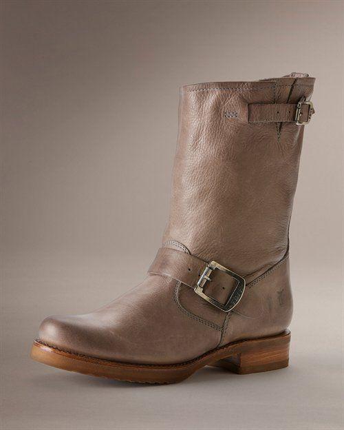 Moto Boots for Women - Women's Work Boots