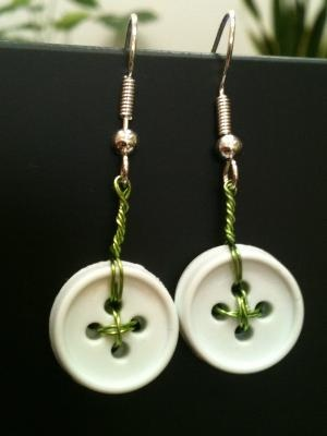cute: Creative, Jewelry, Buttons, Bows, Eliza