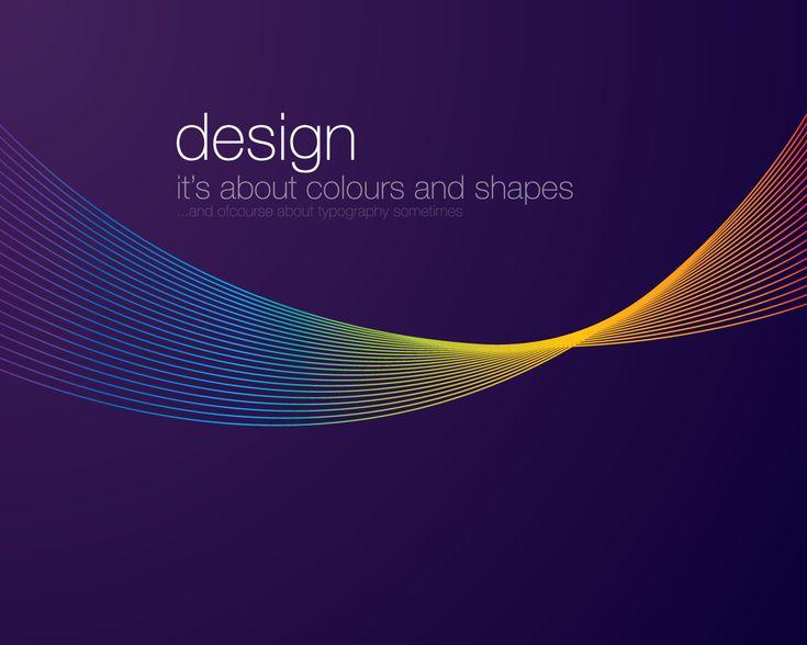 colors & shapes #design