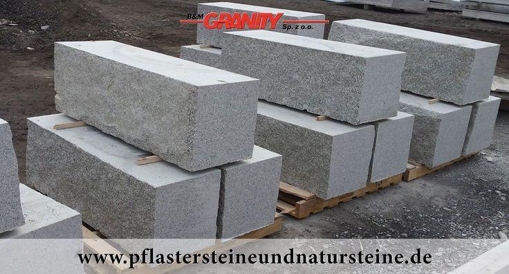 Polengranit...Granit-Mauersteine, Granit-Quader, Naturstein aus Polen...http://www.pflastersteineundnatursteine.de/fotogalerie/mauersteine/