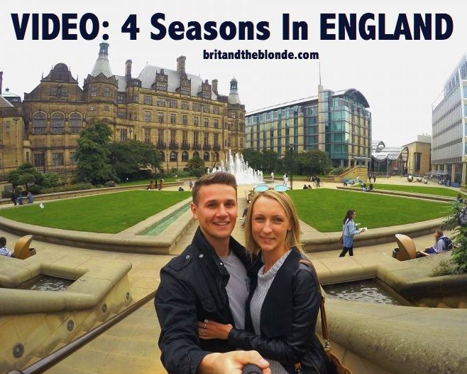 We've finally got around to creating a video of our England travels over the course of 2015 and 2016. Take a look at britandtheblonde.com, any feedback is appreciated :)