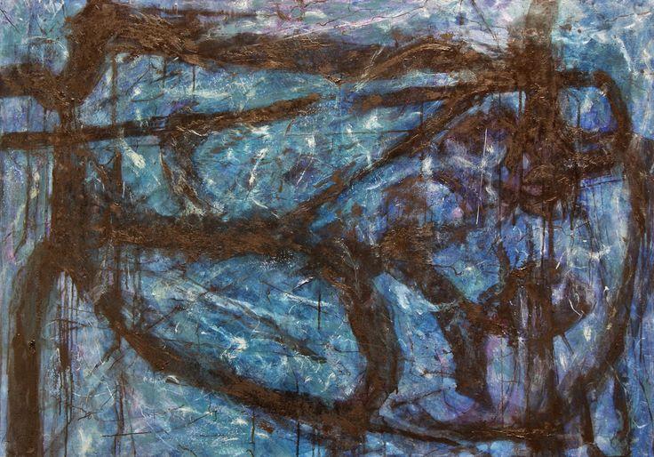 Maciej Przybylski oil on canvas 100/70 cm