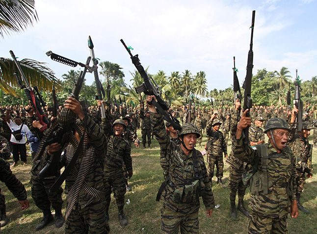 "More than 30 elite Filipino police commandos were killed during an attempt to capture a terror suspect, the Associated Press reported. The raid resulted in a ""misencounter"" with members of the Moro Islamic Liberation Front, a Muslim militant group that won semi-autonomy last year after four decades of fighting, Mamasapano's mayor told the AP."