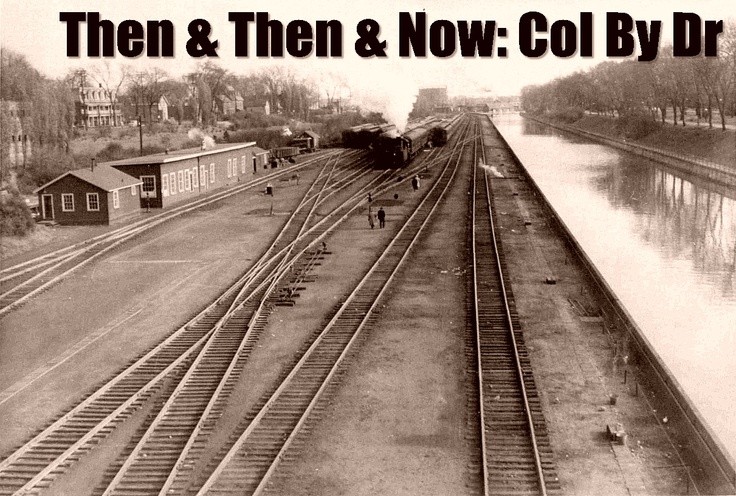 THEN: COL BY DRIVE