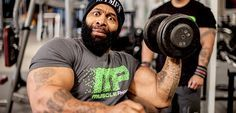 Bodybuilding.com - Armed Warfare: CT Fletcher's Arms Workout
