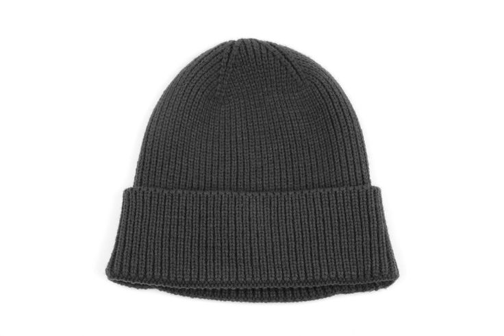 Vintage Knit Cable Ski Beanie Warm Winter Hats for Men and Women
