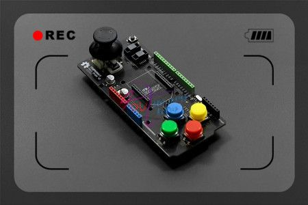 15 best diytelecommande images on pinterest arduino projects new dfrobot 100 genuine diy input shield v20 board for arduino with fandeluxe Images