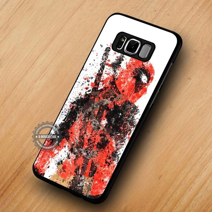Deadpool Painting - Samsung Galaxy S8 S7 S6 Note 8 Cases & Covers #movie #superheroes #deadpool #phonecase #phonecover #samsungcase #samsunggalaxycase #SamsungNoteCase #SamsungGalaxyEdgeCase #samsunggalaxyS4Case #samsunggalaxyS5Case #samsunggalaxyS6Case #samsunggalaxyS6Edge #samsunggalaxyS6EdgePlus #samsunggalaxyS7Case #samsunggalaxyS7EdgeCase #samsunggalaxys8case #samsunggalaxynote8case #samsunggalaxys8plus