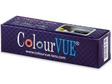 ColourVUE - Crazy - nedioptrické (2čočky)  - Maxvue Vision