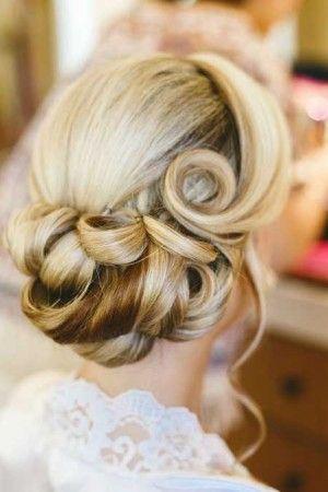 Stunning Wedding Updo Ideas