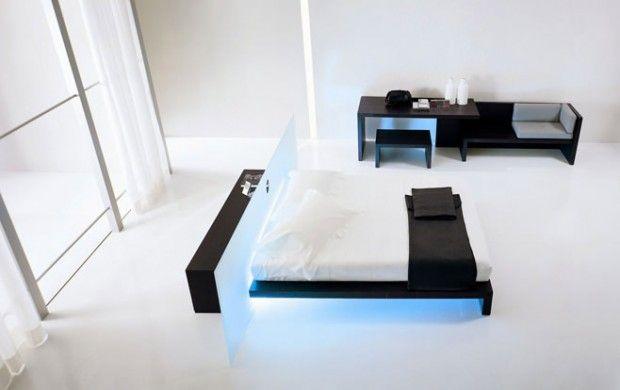 Как оформить интерьер в стиле хай-тек — советы дизайнера, фото квартир в стиле хай-тек