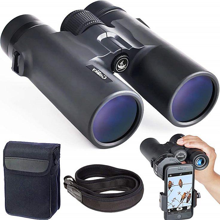 SkyGenius 10 x 50 Powerful Binoculars in 2020 Binoculars