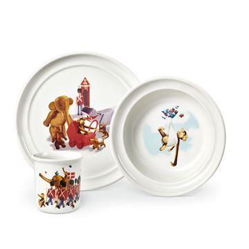 Cute Kaj Bojesen plate and cup