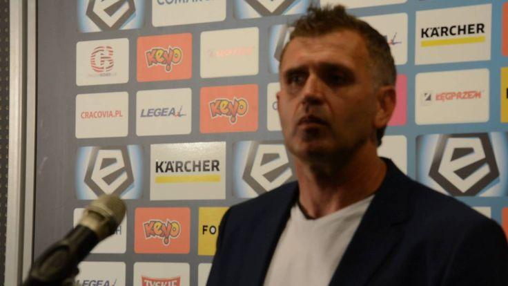 Europa League: Cracovia - KF Shkendija [KONFERENCJA]. 2016-07-07