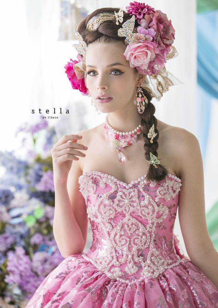 2014新作ドレス|A911T-PI-888_SAD-00458-06-2