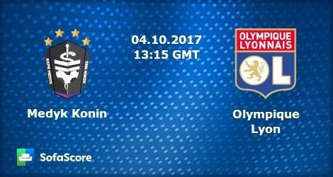 watch live football matches online free | #UEFA #Women | Medyk Konin Vs. Olympique Lyon | Livestream | 04-10-2017