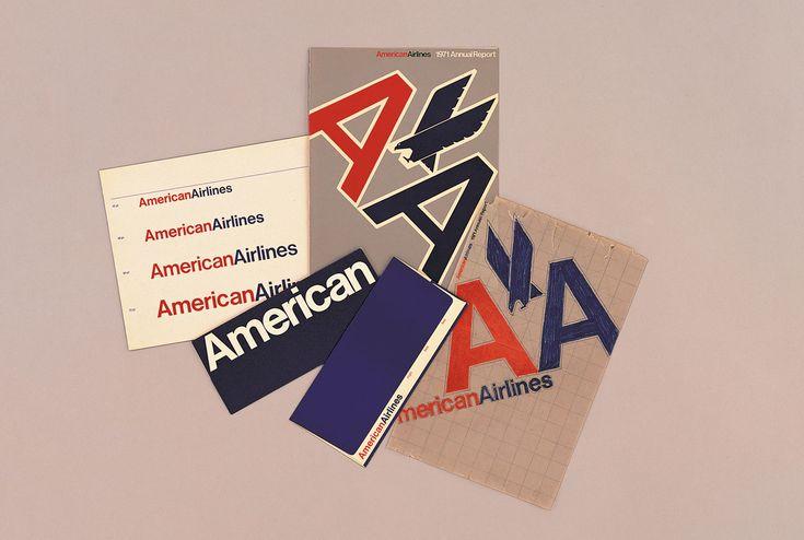Графическая программа AmericanAirlines, 1967