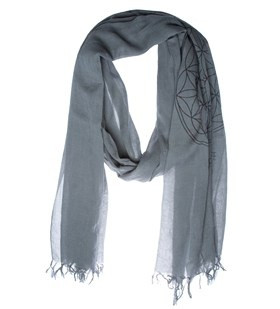 Flower Of Life Scarf from Fira.