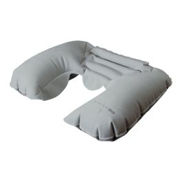 Go Travel The Snoozer - Inflatable Travel Pillow  - Travel Comfort - Travel Pillow - Neck Rest - Ear Plugs