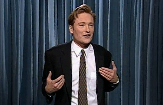 Looking Back at Conan's Early Years:  Conan O'Brien (and Andy Kindler) Wrap Up 1994