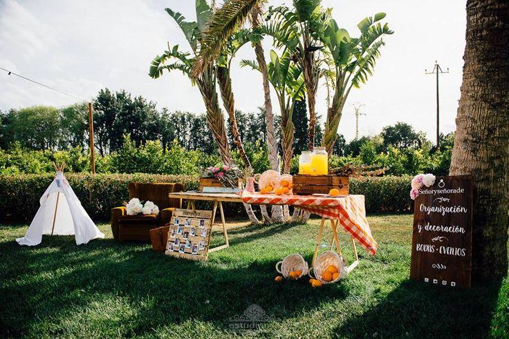Rincón para los niños en la boda// Corner kids. Foto: Estudionce Organización: Señor y señora de #bodassrysrade www.señoryseñorade.com