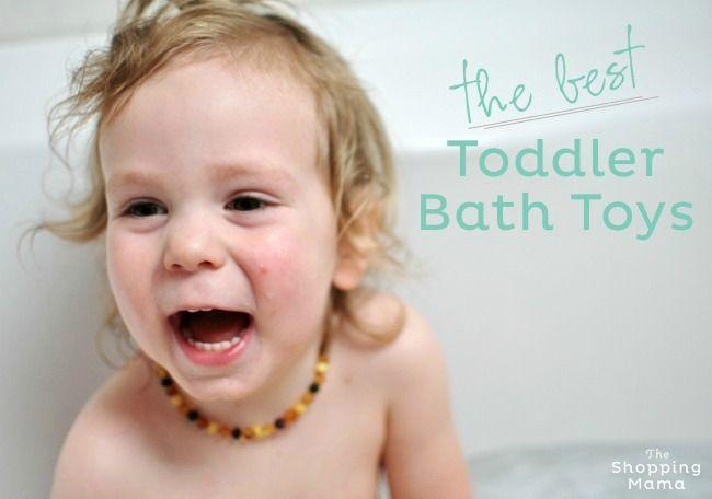 Best Toddler Bath Toys | TheShoppingMama.com