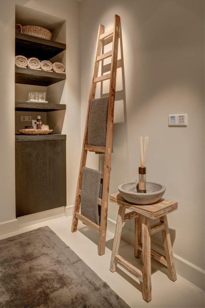 Die besten 25 au entoilette ideen auf pinterest - Nischenregal badezimmer ...