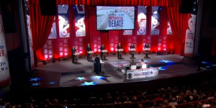 Who Won the CBS Republican Debate in South Carolina? Trump. What do you think?