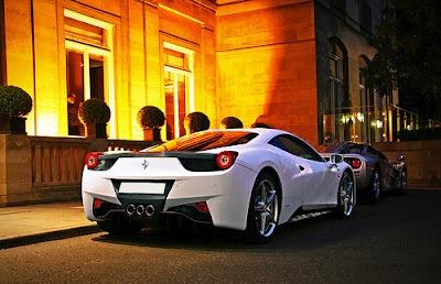 Very freaking nice Ferrari.