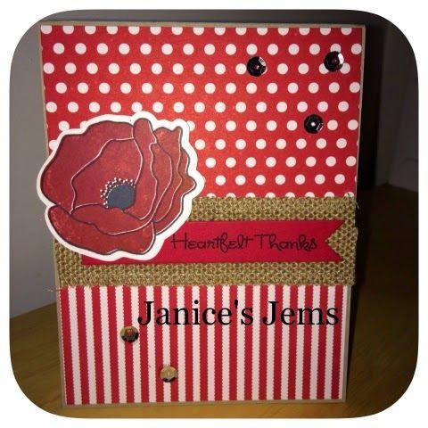 Janice's Jems: CCE October 2014 #Jadedblossom