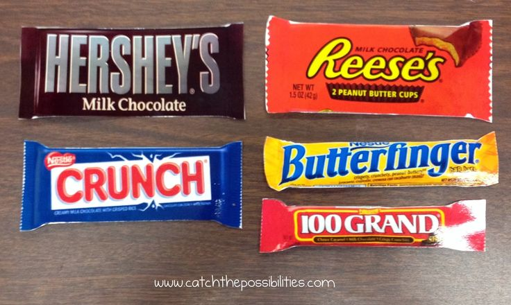 Flannel Friday: Candy! Candy! | catch the possibilities