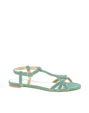 Aqua colored sandals: Asos Com 41, Sandals Asoscom, Aqua Flats, Colors Sandals, Aqua Shoes, Aqua Sandals, Faith Aqua, Aqua Colors, Sandals Asos Com
