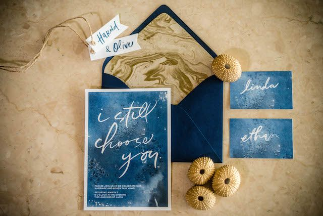 Invitation For Renewal Of Wedding Vows: Vow Renewal Invitations
